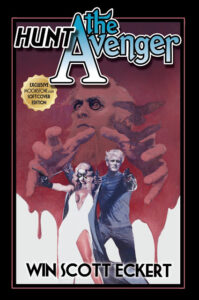 Avenger - Hunt the Avenger SoftCover Front HiRes